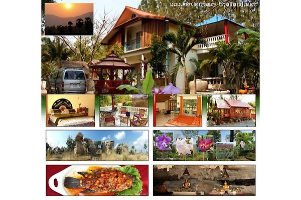 Johns Isan Ferienhaus Thailand en Phu-Khieo - imágen 1