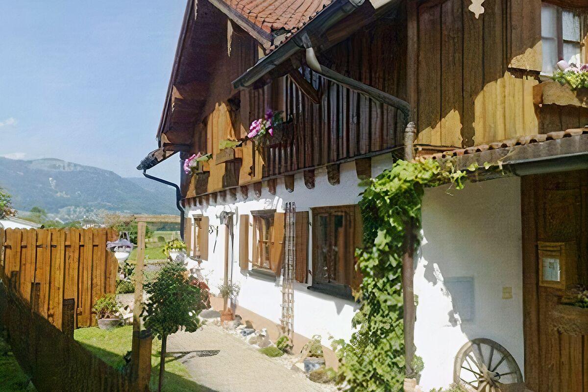 Ferienwohnung gr ntenblick ferienwohnung in sonthofen mieten for Wohnung mieten sonthofen