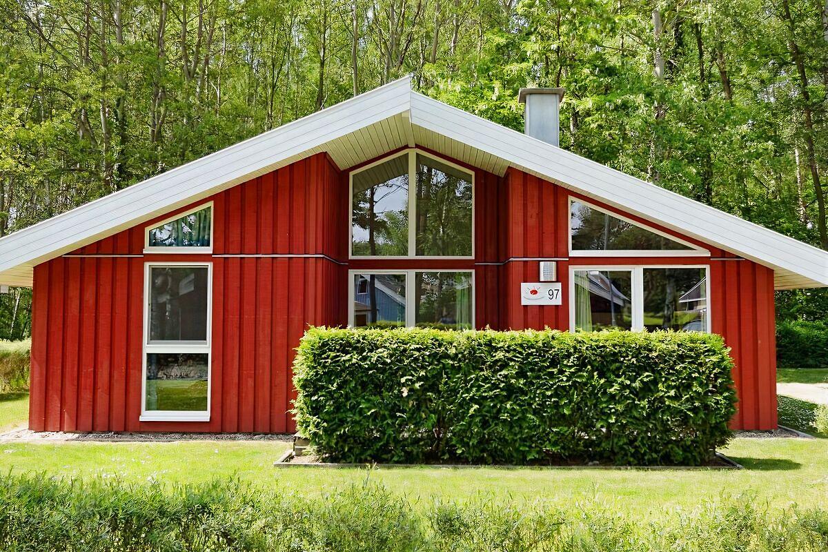 haus seestern 97 holzhaus am see ferienhaus in wendisch rietz mieten. Black Bedroom Furniture Sets. Home Design Ideas