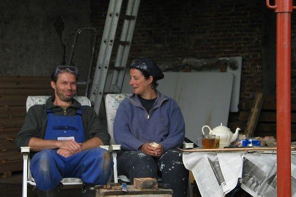 Herr und Frau J. Eveline van der Grift