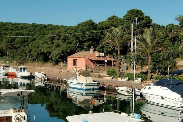 villa rosa PortoPino in Porto Pino - immagine 1
