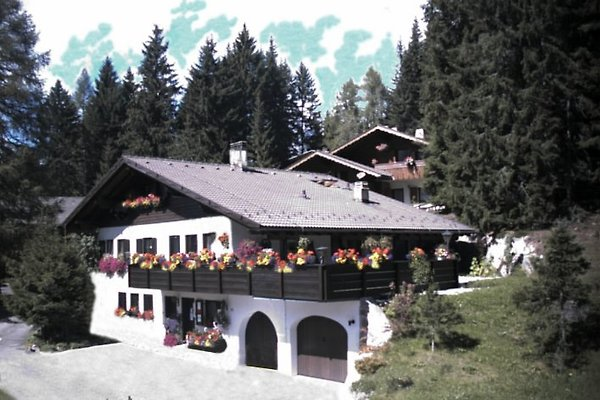 Casa Petereit Appartamento 3 in Karersee - immagine 1