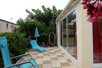 Ferienhaus Bleu Saint Pierre la Mer