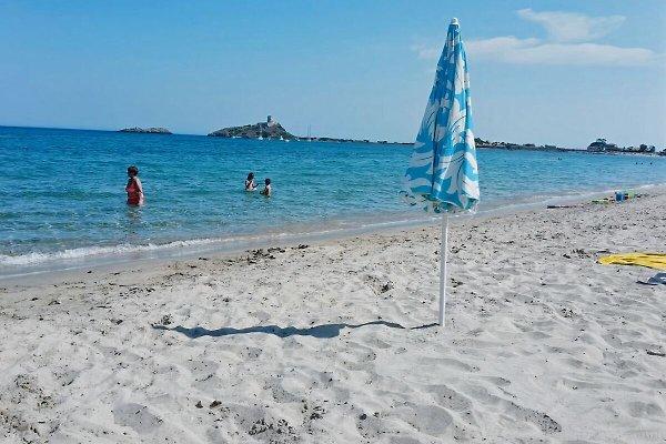 Der Strand von