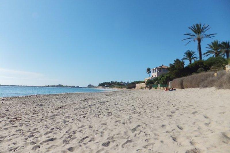 Der Strand von NORA
