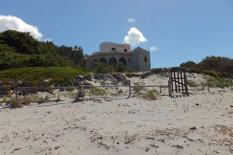 Villa direkt am Strand und Meer