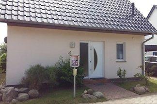 Ferienhaus für 6 Personen mit Fußbodenheizung in den einzelnen Bereichen, komfortabel eingerichtet