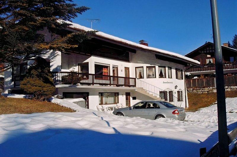 Alpine Chalet Haus Sonnenbichl Ferienhaus Oberstdorf