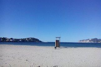 Strand Santa Ponsa  mit Blick