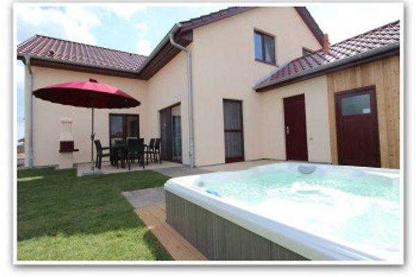 Ferienhaus Casa Primera eigenem Außenwhirlpool, Terrasse, Grill & großem Garten