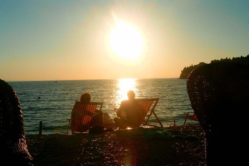 Stanici sunset beach