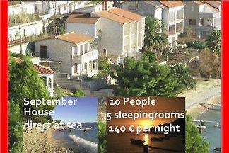 @ Directa MAR Casa para 10 personas