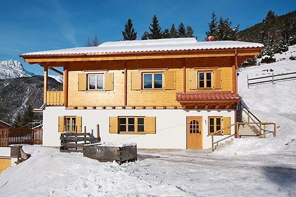 Harry's Hütte in Scharnitz - immagine 1