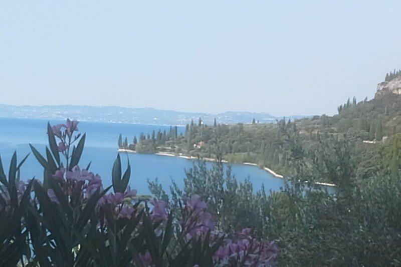 Sicht auf San Vigilio.