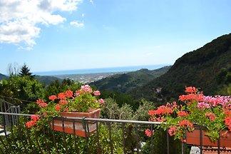 Casa Norma, un balcone in paradiso