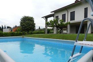 Freistehende Villa für 8 Personen