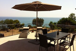 6 persones appartement in Ligurie