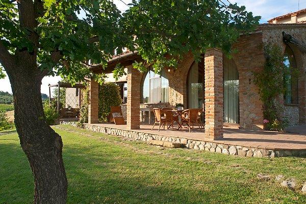 Landhaus Nazzano - La Lucciola in Gambassi Terme - Bild 1