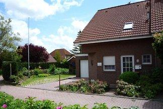 Ferienhaus Sonne Hooksiel