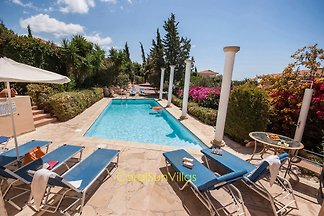 Dionysus Tranquil Villa, Large Pool