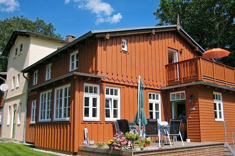 Balkonwohnung Forsthaus
