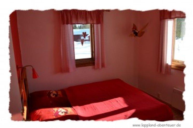 gemütliches Schlafzimmer mit Liebe zum Detaill