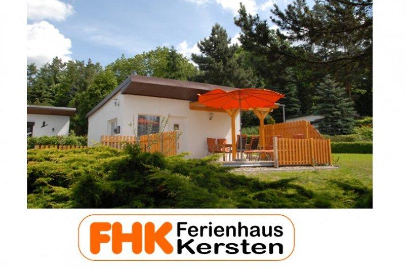 Ferienhaus Kersten in Weberin