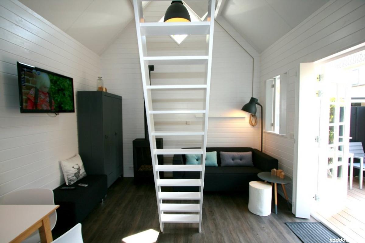 Lijsterhofstraat 13 houten huisje in domburg firma baddomburg