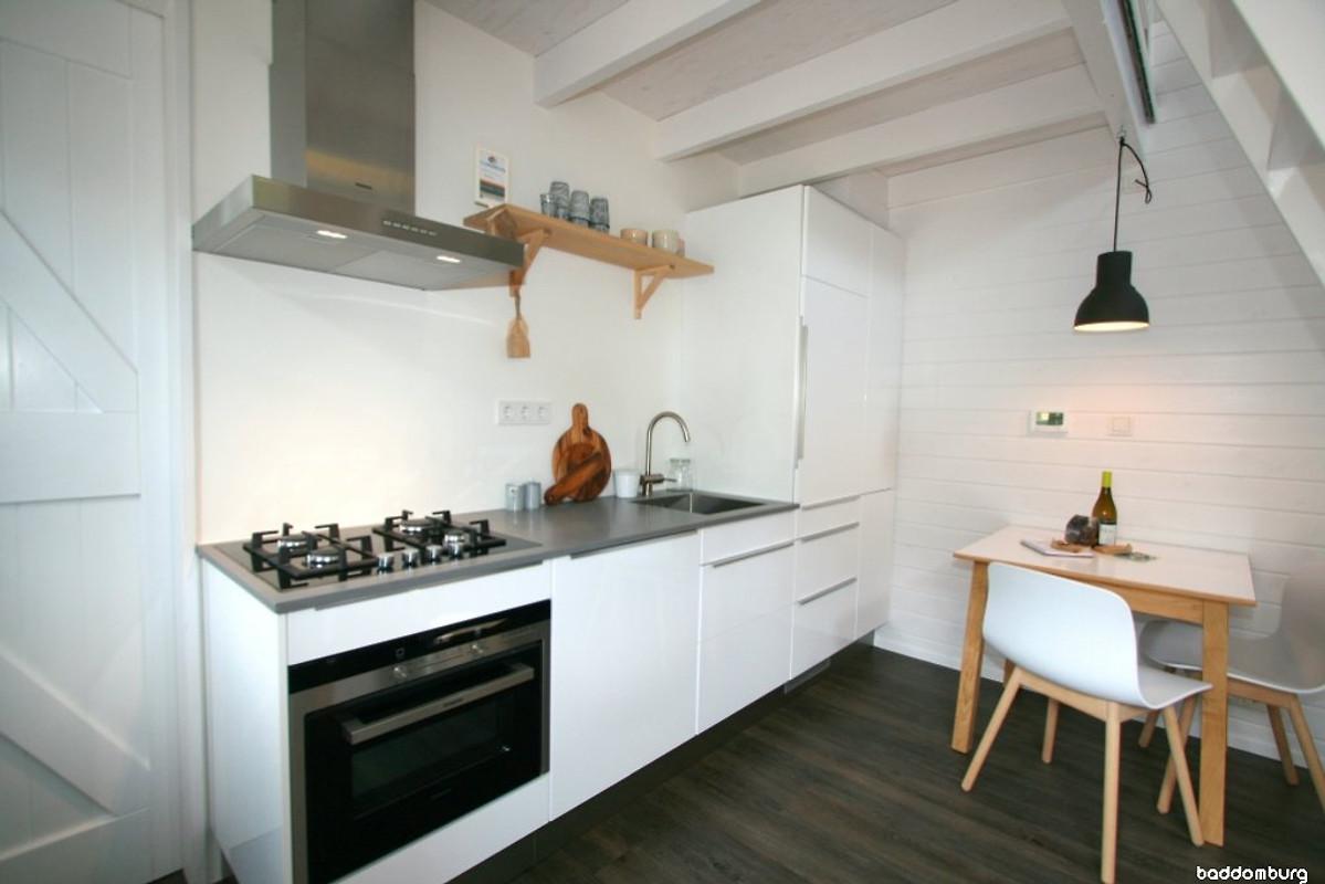 Lijsterhofstraat houten huisje ferienwohnung in domburg mieten