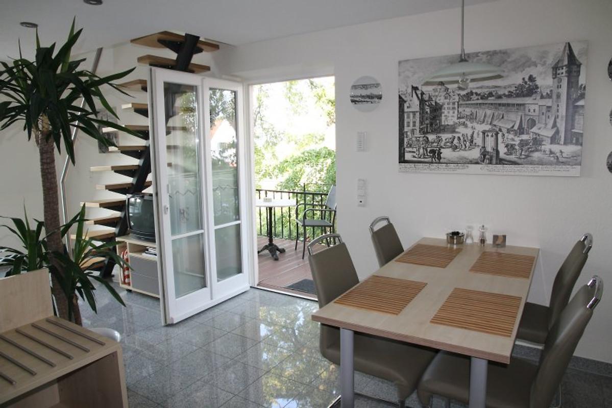 wohnen am westpark appartamento in n rnberg affittare. Black Bedroom Furniture Sets. Home Design Ideas