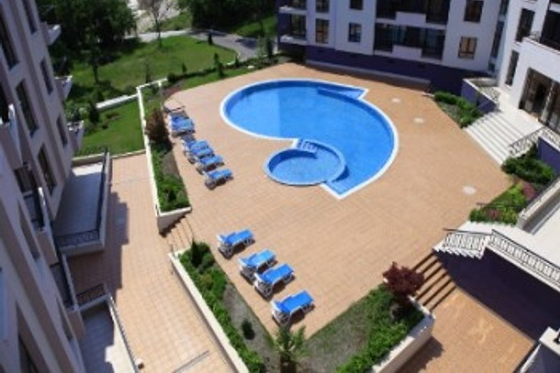 Amphora Palace - Pool