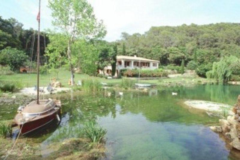 Lac privé de Saint-amour