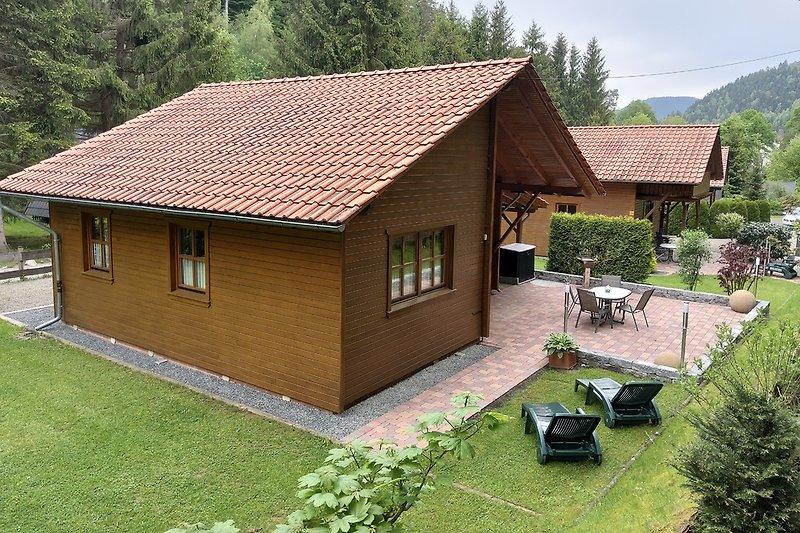 Ferienhaus Kiefer im Harz
