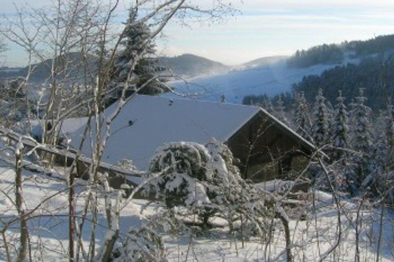 'Willinger-Bergrausch im Winter
