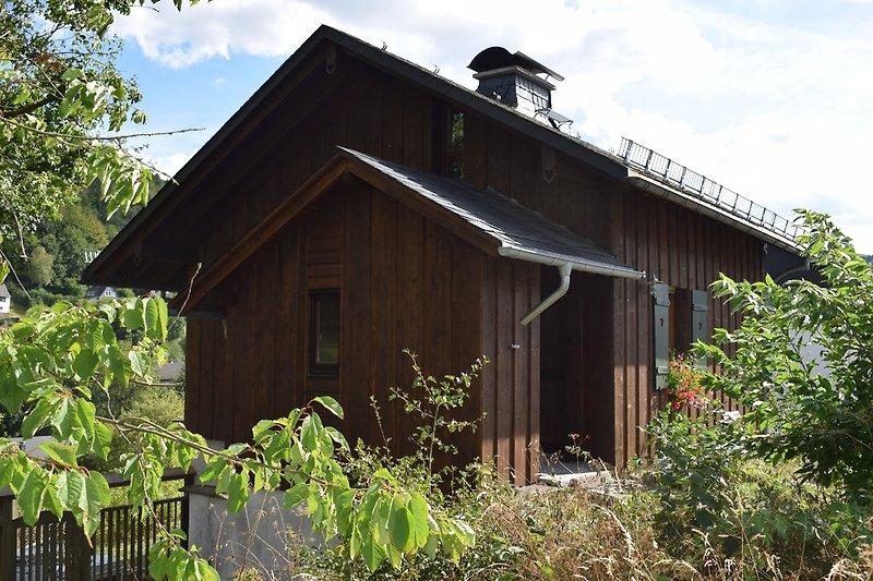 Ferienhaus 'Willinger-Bergherzl'
