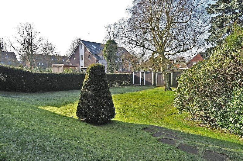 Schneckenhaus Dangast Gemeinschaftsgarten