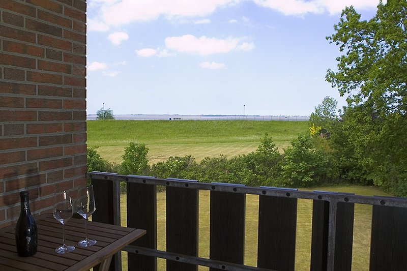 Balkon Nordseeperle
