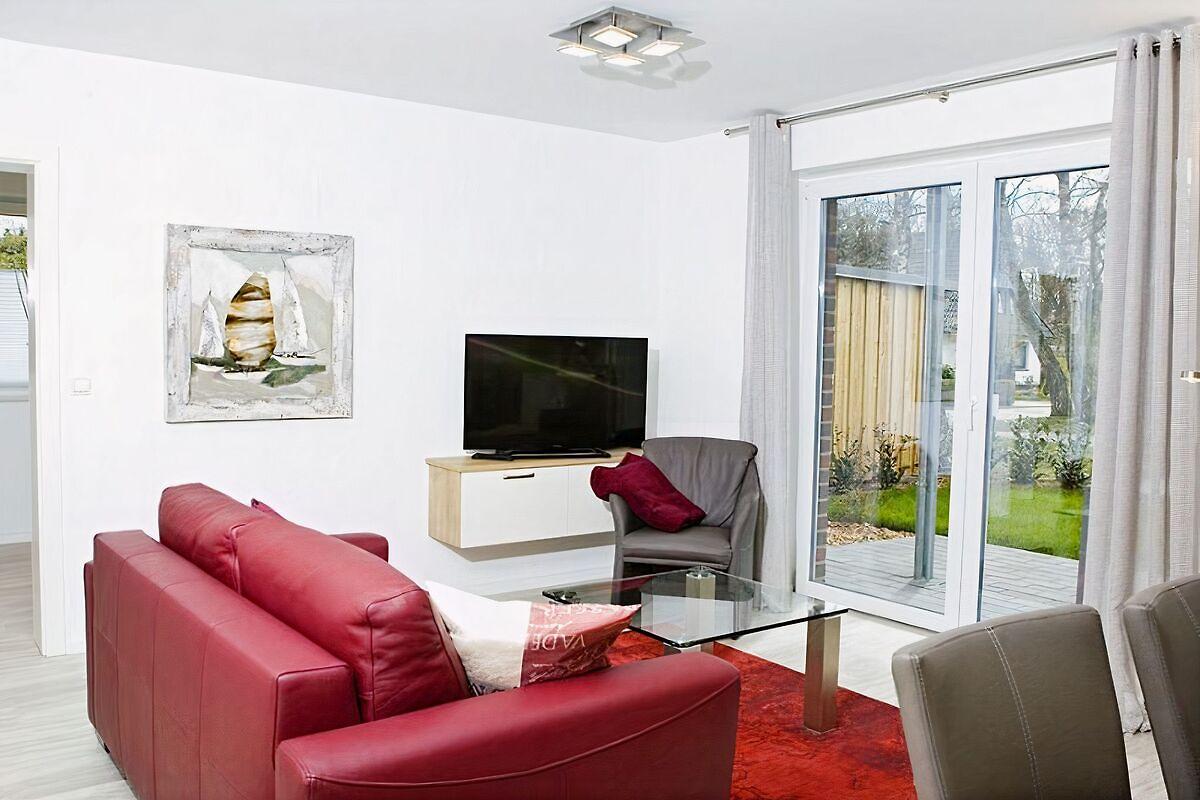 haus st r wohnung a dangast ferienwohnung in dangast mieten. Black Bedroom Furniture Sets. Home Design Ideas