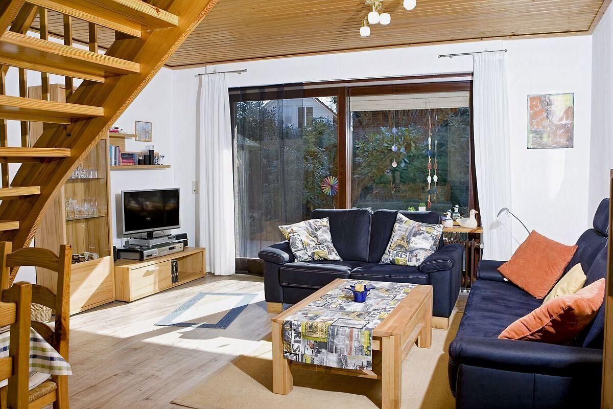Haus Käpt´n Blaunase  Ferienhaus in Dangast mieten