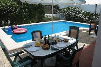 Cottage 3-SZ-Villa mit piscina privata