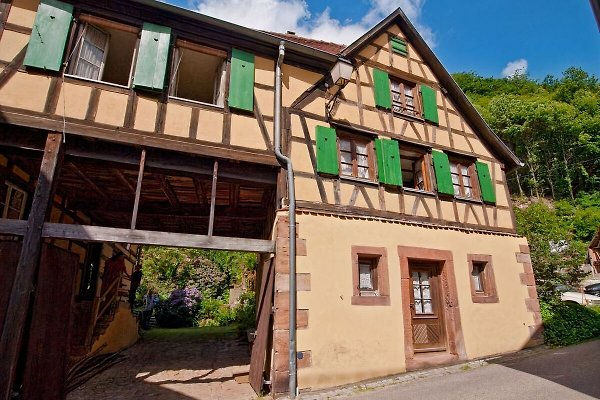 Holiday house in Alsace Oberbronn in Oberbronn - picture 1