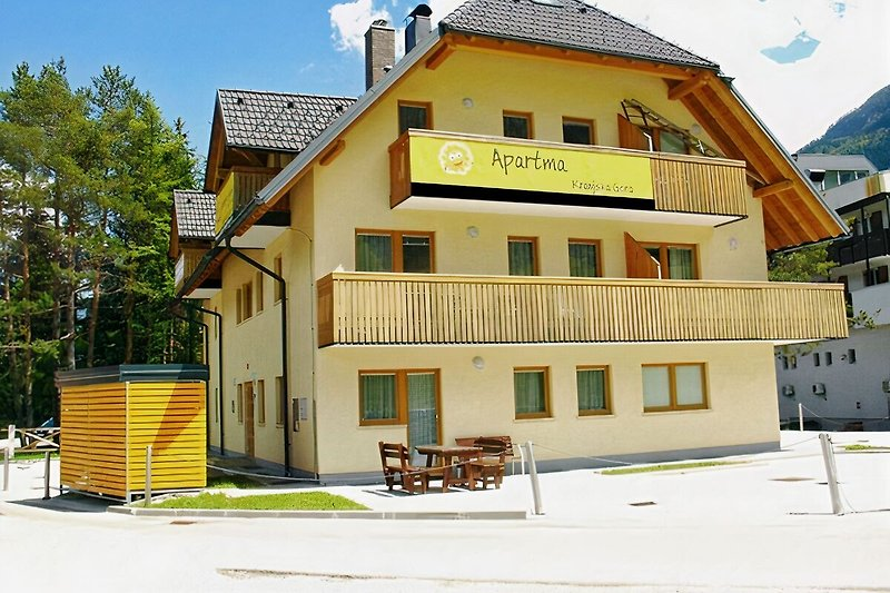 Appartements Rozic*** in Kranjska Gora - immagine 2