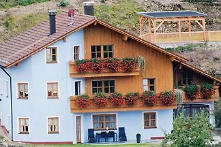 Exclusive apartment in the nature park Altmuhltal