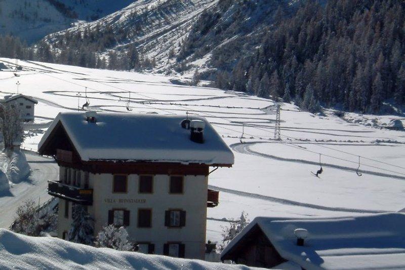 Villa Reinstadler Winter