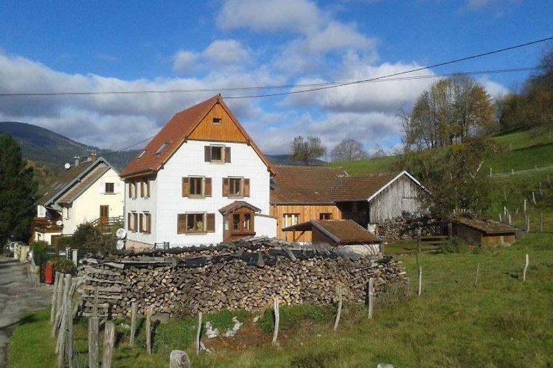 Das Ferien Haus in Sondernach