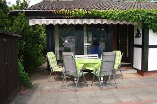 Ferienhaus an der Listertalsperre / Biggesee