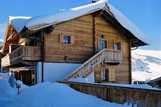 Skihütte in Silberleiten
