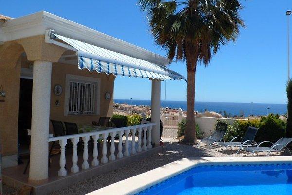 Villa mit Pool Meerblick in Puerto de Mazarron - immagine 1