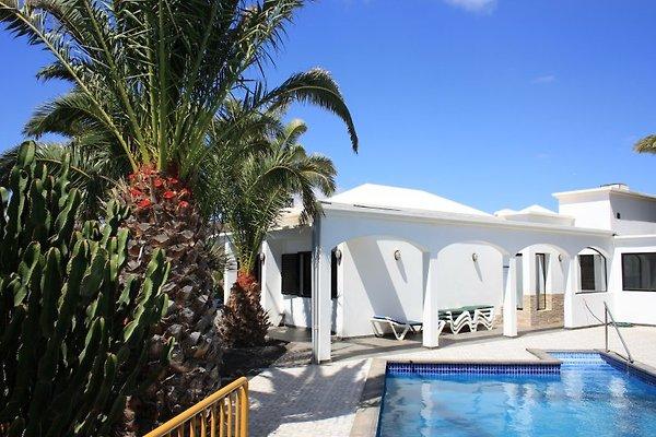Casa Ronda mit Pool - Wasser ohne Chlorzusatz