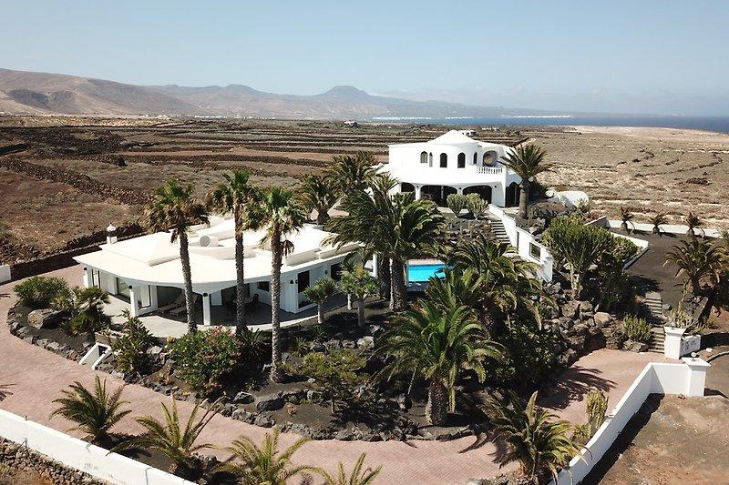Casa Ronda  im Palmengarten